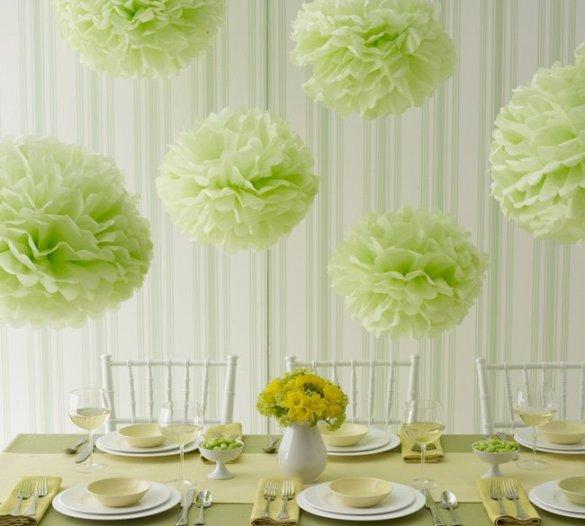 Para llenar espacios, dar color, volumen y calidez a su decoración.